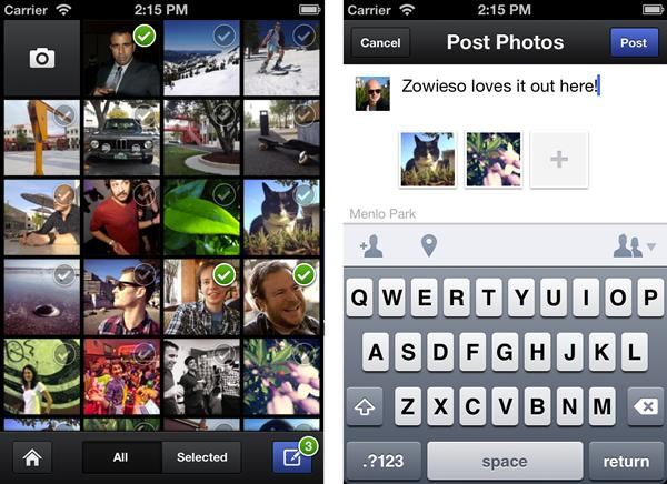 Is Facebook Camera Going to Kill Instagram?