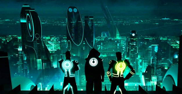 TRON: Uprising – Series First Impressions