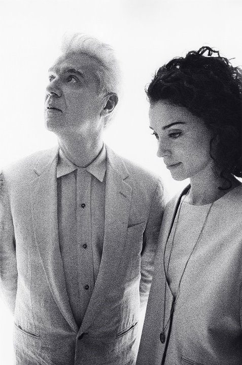 David Byrne and St. Vincent Will Play in Williamsburg's Waterfront Series