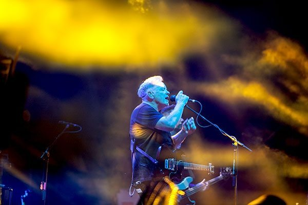 New Order+Holy Ghost – Williamsburg Park: July 24, 2013