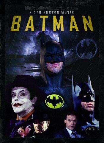 Great Scott! I Have An Idea For Batman!