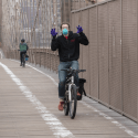 Are New Yorkers Covering Their Faces? Depends Who You Mask