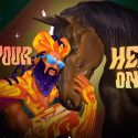 Major Lazer – Lay Your Head On Me (feat. Marcus Mumford) (Official Lyric Video)