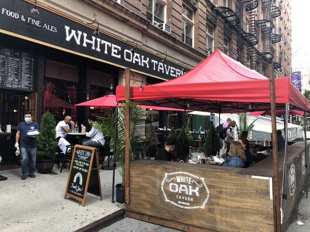 Dining Rooms Are Reopening and Outdoor Seating Is Extended, But Restaurateurs Feel Left Out in the Cold