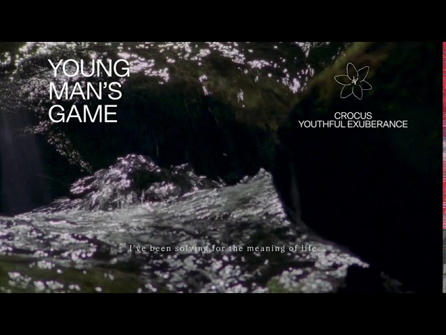 """Fleet Foxes – """"Young Man's Game"""" (Lyric Video)"""