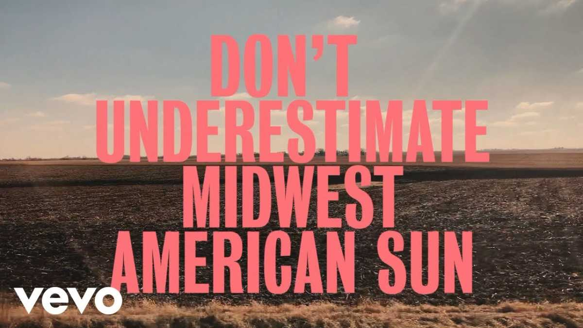 Kevin Morby – Don't Underestimate Midwest American Sun (Lyric Video)