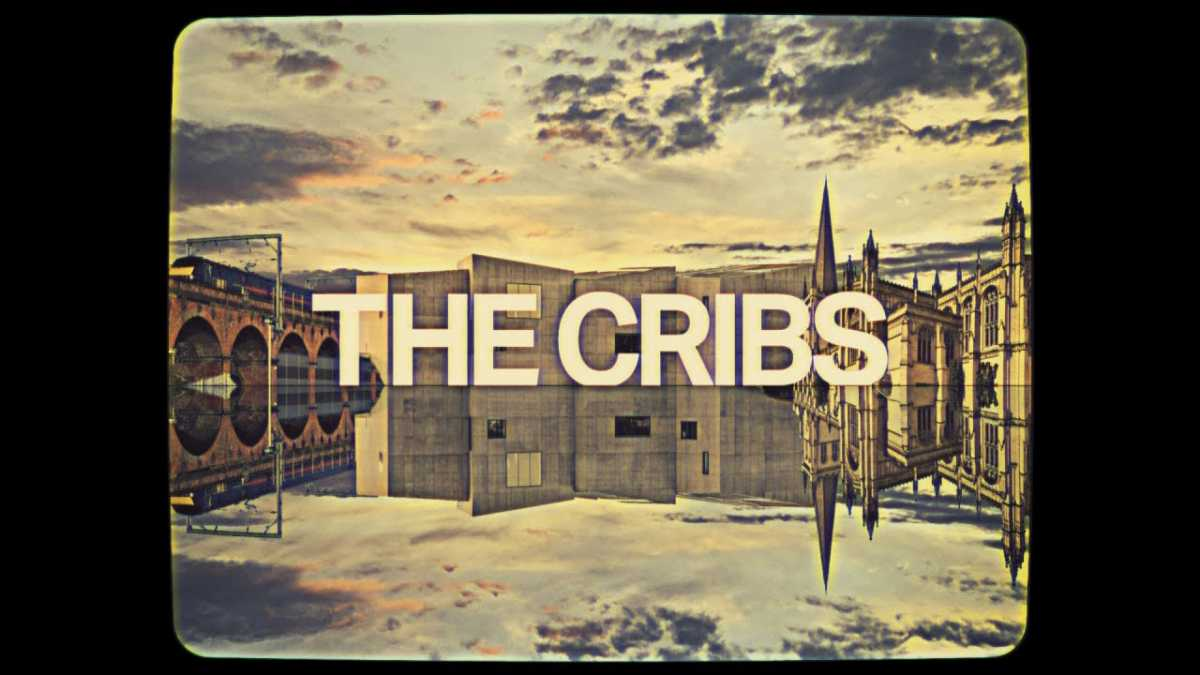 The Cribs (feat. Lee Ranaldo) – I Don't Know Who I Am