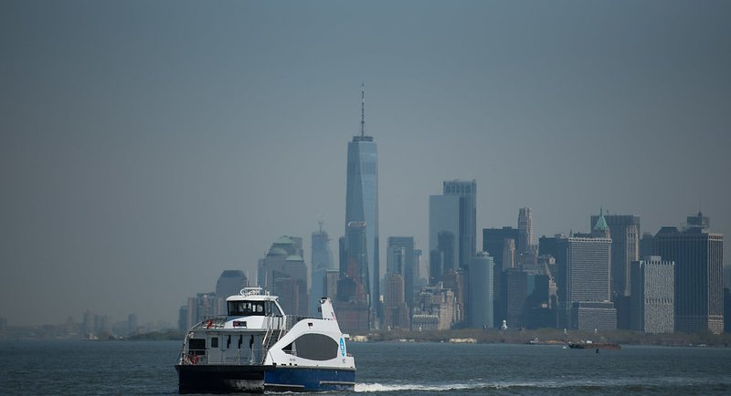 Real Estate Developers Abruptly Shut Down Greenpoint's NYC Ferry Stop