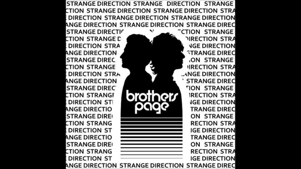 Brothers Page – Back To You