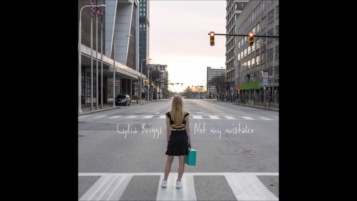 Lydia Briggs – Not My Mistake