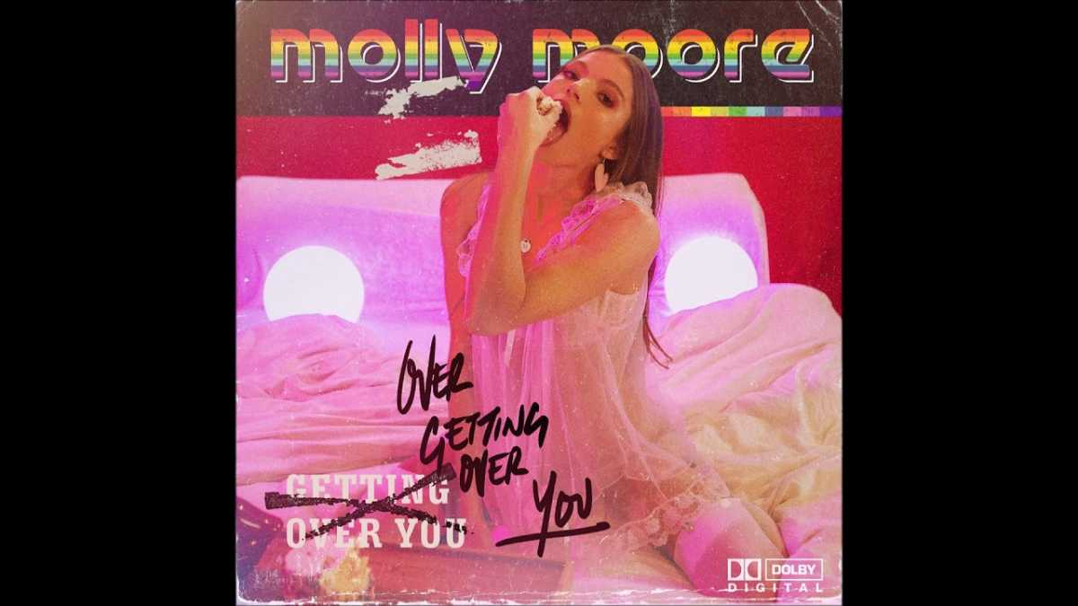 Molly Moore – Over Getting Over You