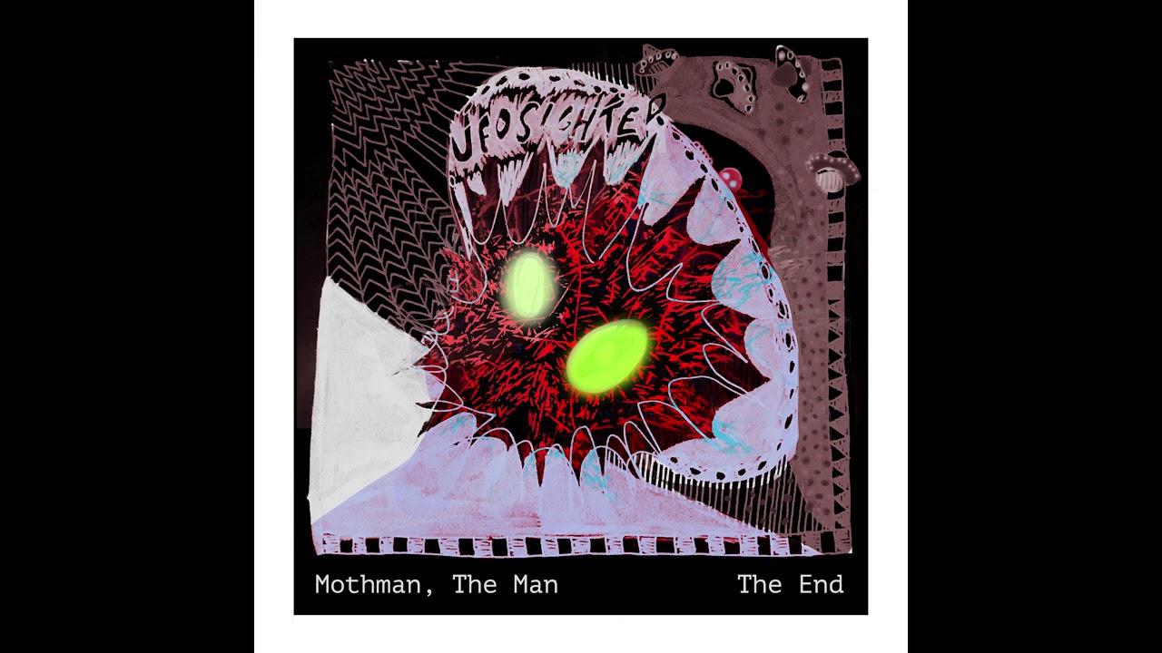 Mothman, The Man – The End.