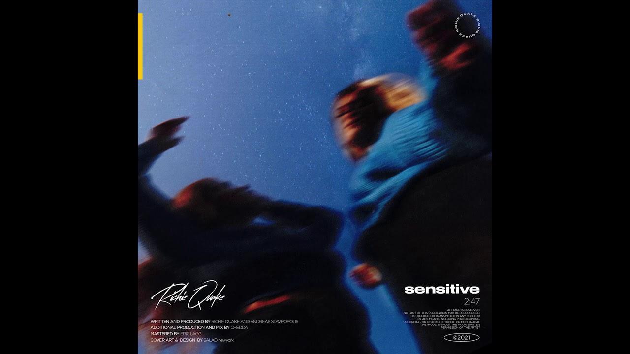 Richie Quake – Sensitive